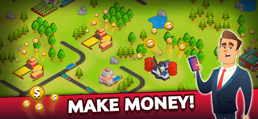 Business Billionaire - Idle Meets Strategy screenshots 2