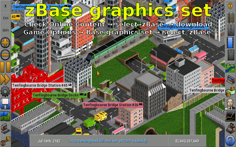 OpenTTD JGR  Apps For Pc (2021) – Free Download For Windows 10, 8, 7 1