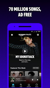 Amazon Music: Stream and Discover Songs & Podcasts 1