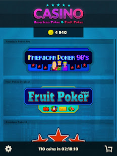 American Poker 90's Casino 3.0.19 Screenshots 8