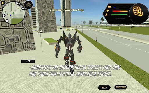 Future Robot Fighter 1.5 screenshots 2