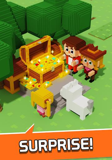 Build Heroes:Idle Family Adventure  screenshots 22