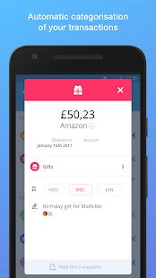 Bankin' - The money and banking app manager Apkfinish screenshots 2