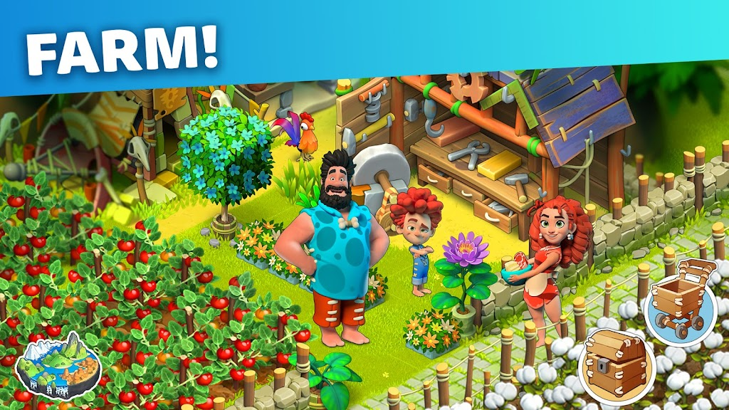 Family Island™ - Farm game adventure  poster 3