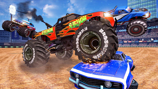 Extreme Monster Truck Crash Derby Stunts 2.3 screenshots 3