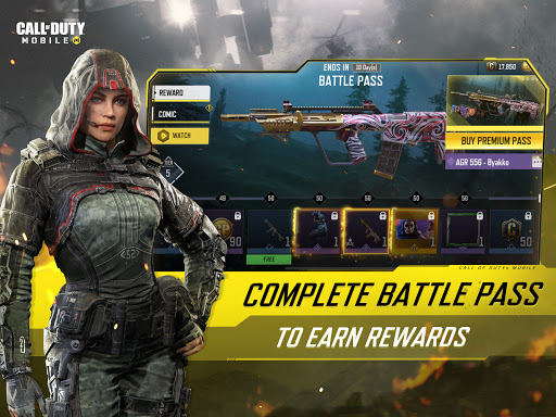Call of Dutyu00ae: Mobile goodtube screenshots 17