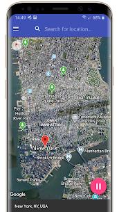 Fake GPS Location PROFESSIONAL v1.2 MOD APK (Ad-Free) 3