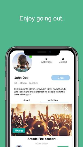 Let's App -  Friends, Date, Network  screenshots 5