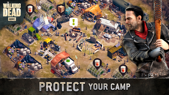 The Walking Dead No Man's Land Unlimited Gold Apk 5