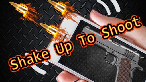 GunShot Sound Effect : Gun Sound On Shake android2mod screenshots 3