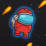 Space Impostor Royale – Galaxy Shooter Game