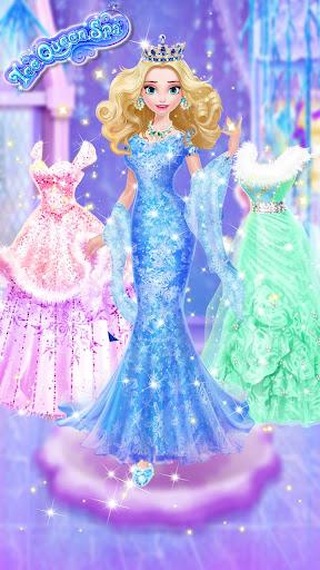 ud83dudc78ud83cudff0Ice Princess Makeup Fever screenshots 17