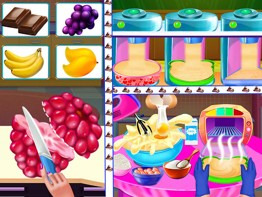 Cake Maker And Decorate - Cooking Maker Games apkdebit screenshots 17