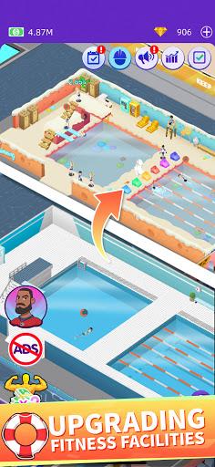 Idle GYM Sports - Fitness Workout Simulator Game 1.39 screenshots 2