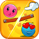 Cut the Loveballs - Androidアプリ