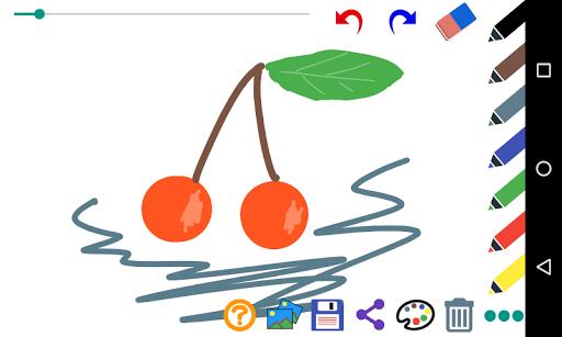 Paint for kids  screenshots 1