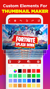 Thumbnail Maker - Create Banners & Channel Art 11.6.2 screenshots {n} 3
