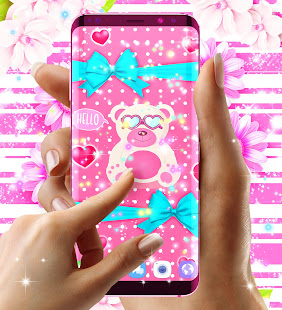 Girly live wallpapers for android