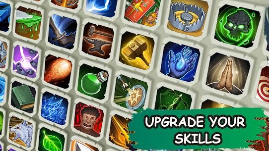 Idle Warrior Tales MOD APK (Unlimited Money/Premium) 4