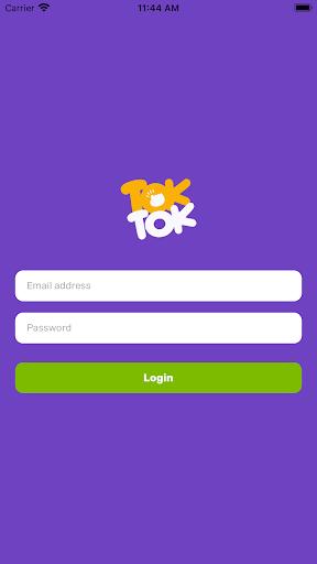 Toktok Driver 1.6 screenshots 1