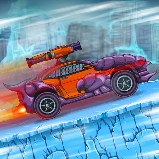 Max Fury - Road Warrior Racing