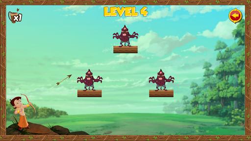 Chhota Bheem Shoot the Leyaks Game 1.5.0 screenshots 8