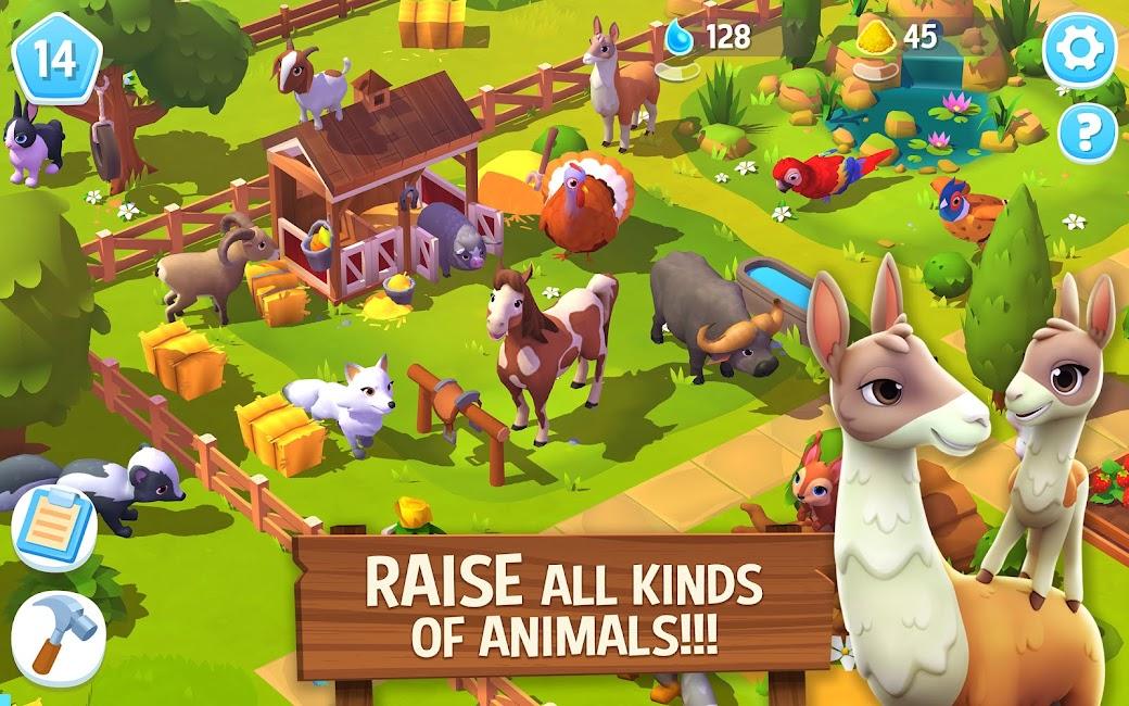 FarmVille 3 Animals Gift Code 1.9.17328 2