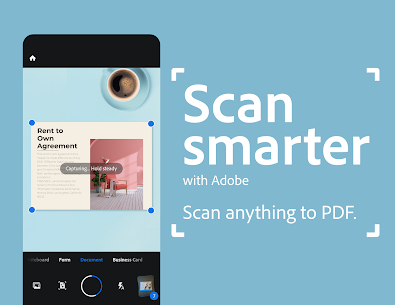 Adobe Scan: PDF Scanner with OCR, PDF Creator 1