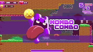 Super Mombo Quest Demo