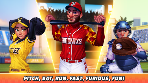 Baseball Clash: Real-time game 1.2.0011621 screenshots 5