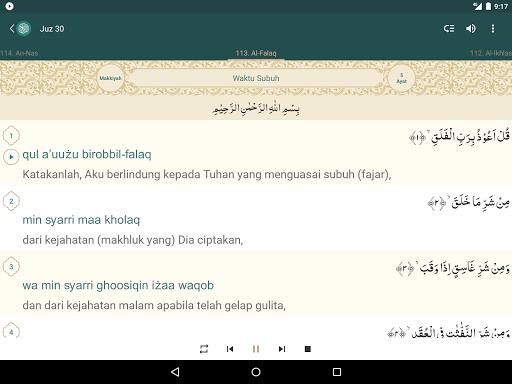 Al Quran Indonesia 2.6.72 screenshots 16