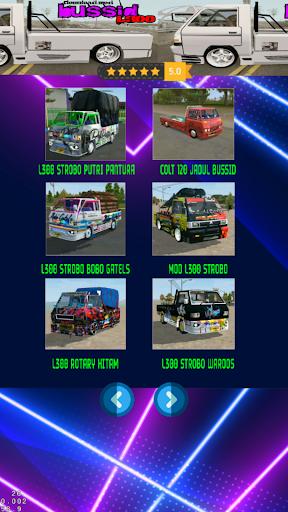 Download Mod Bussid L300 1.0 Screenshots 2