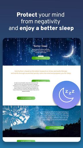 Synctuition - MindSpa, Meditation, Sleep & Calm apktram screenshots 13
