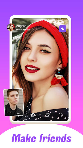 Mixu - Live chat, video calls, meet new friends apktram screenshots 2