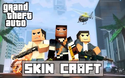 Craft Theft Auto for GTA Minecraft 2021 2