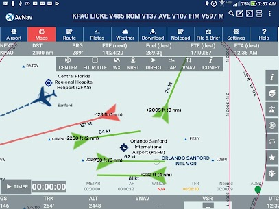 AvNav: Flight Planning and For Windows 7/8/10 Pc And Mac | Download & Setup 2