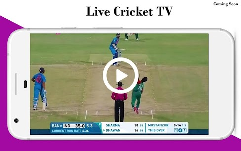 Live Cricket TV Score For Pc – Free Download 2020 (Mac And Windows) 1