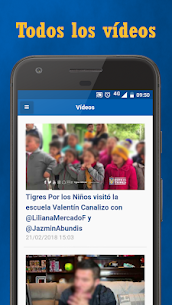 Tigres Club Noticias For Pc – Free Download On Windows 10/8/7 And Mac 2