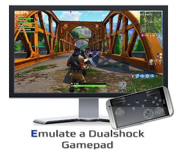 ShockPad  Virtual PS5/ PS4 Remote Play Dualshock Apk Download New 2021 4