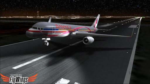 Flight Simulator Night - Fly Over New York NY 1.0.1 screenshots 17