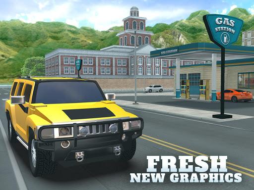 City Car Driving & Parking School Test Simulator 3.2 screenshots 11