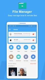 Es File Manager – File Explorer Apk Download New 2021 1