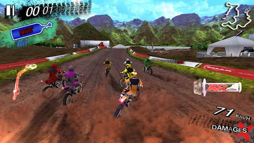 Ultimate MotoCross 4 5.2 screenshots 3