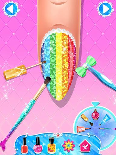 Nail Salon : Nail Designs Nail Spa Games for Girls 1.4.1 Screenshots 11