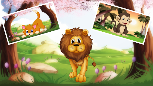 Learn Animals - Kids Puzzles 1.3 screenshots 2