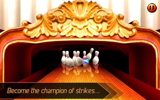 bowling 3d game screenshot 2