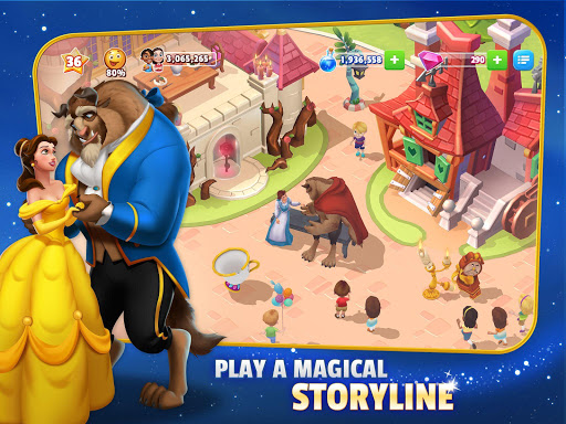Disney Magic Kingdoms: Build Your Own Magical Park 5.5.0l screenshots 11