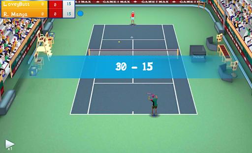 Télécharger Gratuit Real Tennis Manager mod apk screenshots 1