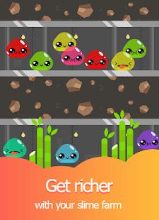 Slime farm: clicker, ranch, idle farming