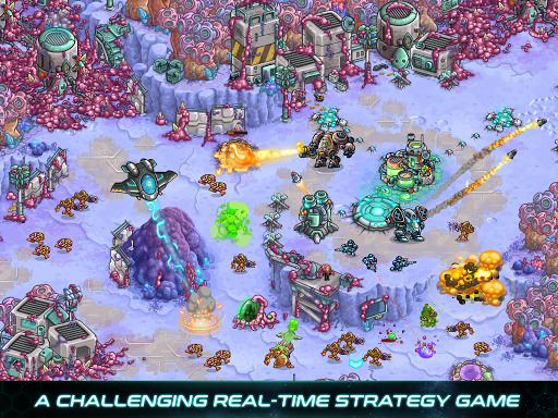 Iron Marines: RTS Offline Real Time Strategy Game 1.6.3 screenshots 8